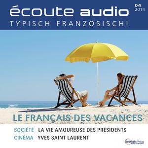 Écoute Audio - Le français des vacances