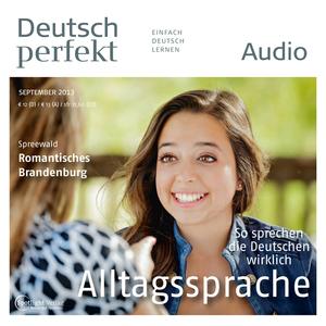 Deutsch perfekt Audio - Alltagssprache