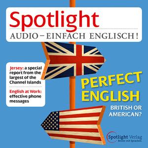Spotlight Audio - Perfect English