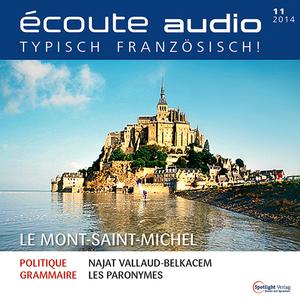 Écoute Audio - Le Mont-Saint-Michel