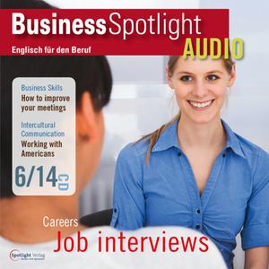 Business Spotlight Audio - Job interviews