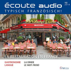 Écoute Audio - La restauration en France