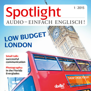 Spotlight Audio - Low budget London