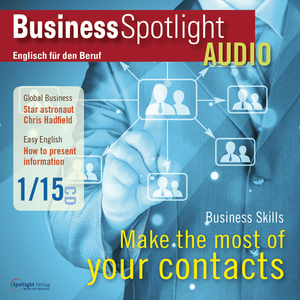 Business Spotlight Audio - Making the most of your contacts