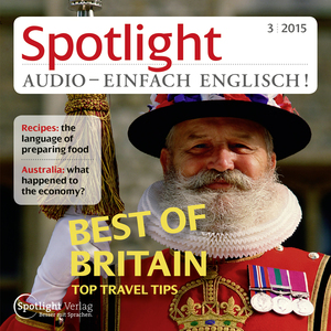 Spotlight Audio - Best of Britain