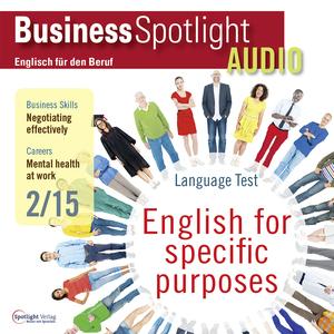 Business Spotlight Audio - English for specific purposes