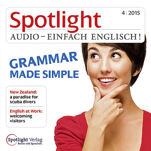 Spotlight Audio - Grammar made simple
