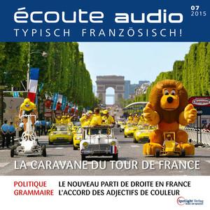 Écoute Audio - La caravane du Tour de France