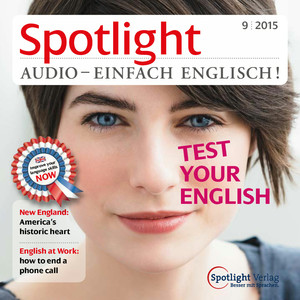 Spotlight Audio - einfach Englisch! - Test your English