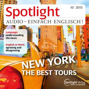 Spotlight Audio - einfach Englisch! - New York