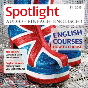 Spotlight Audio - English courses, how to choose