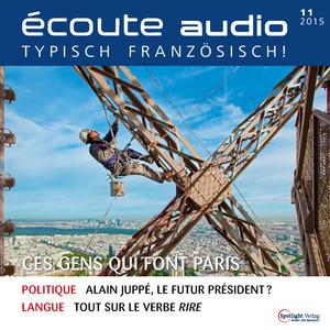 Écoute Audio - Ces gens qui font Paris