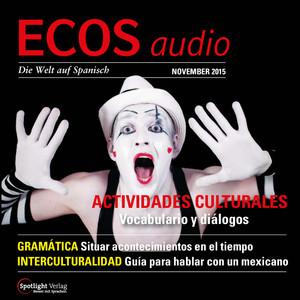 Ecos Audio - Actividades culturales