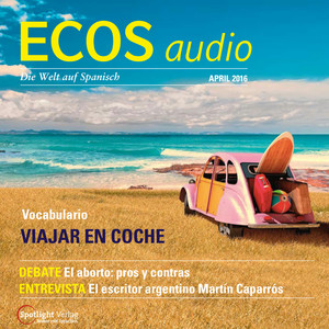 Ecos audio - Vocabulario: viajar en coche