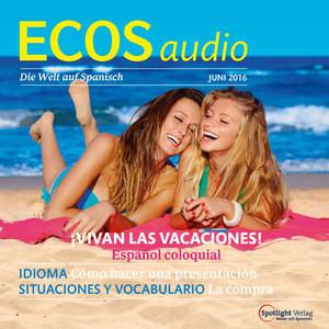 Ecos audio - Vivan las vacaciones