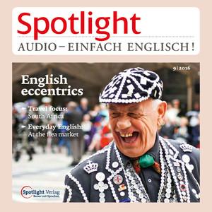 Spotlight Audio - einfach Englisch! - English eccentrics