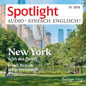 Spotlight Audio - einfach Englisch! - New York with the family