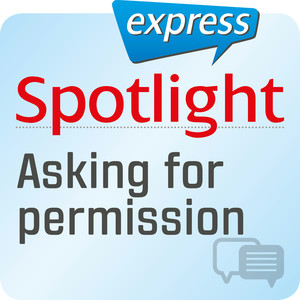 Spotlight express - asking for permisson