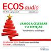 ECOS Audio - Vamos a celebrar y a festejar