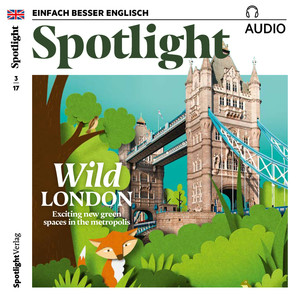 Spotlight Audio - Wild London