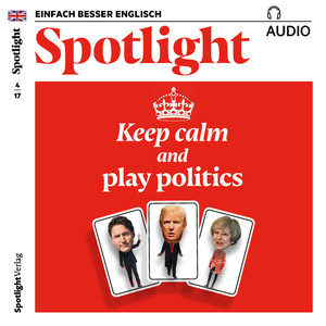 Spotlight Audio - Keep calm and play politics