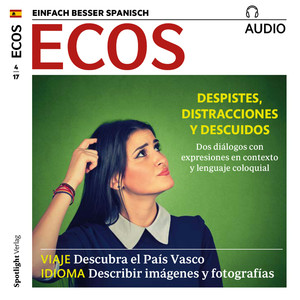 Ecos audio - Despistes, distracciones y descuidos