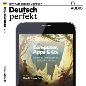 Deutsch perfekt Audio - Computer, Apps & Co.