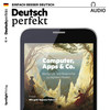 Deutsch perfekt Audio - Computer, Apps & Co.