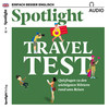 Spotlight Audio - Travel Test