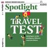 Spotlight Audio - Travel Test