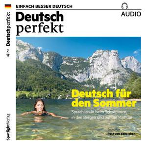 Deutsch perfekt Audio - Deutsch für den Sommer