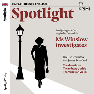 Spotlight Krimi - Ms Winslow investigates