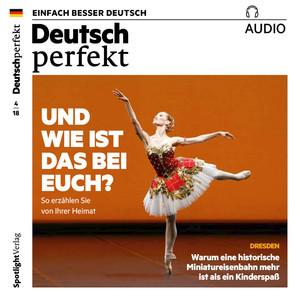 Deutsch perfekt Audio - Und wie ist das bei euch?
