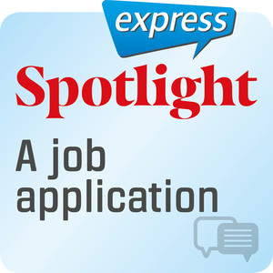 Spotlight express - A job application