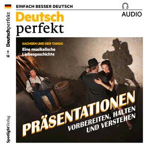 Deutsch perfekt Audio - Präsentationen