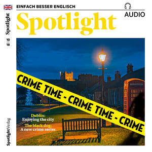 Spotlight Audio - Crime time