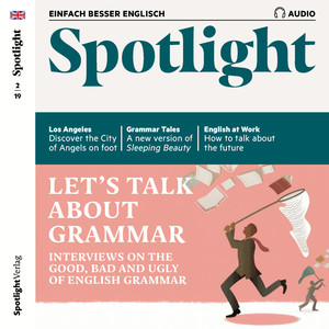 Spotlight Audio - Let's talk about grammar