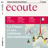 Écoute Audio - La France et ses relations internationale