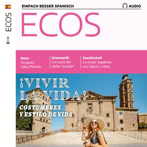 Ecos Audio - Leben - Vivir la vida!