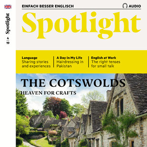 Spotlight Audio - The Cotswolds