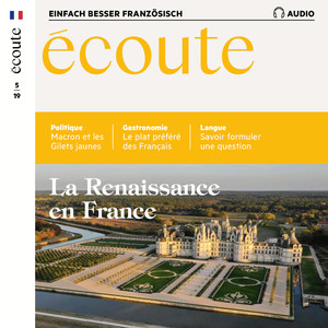 Écoute Audio -La Renaissance en France