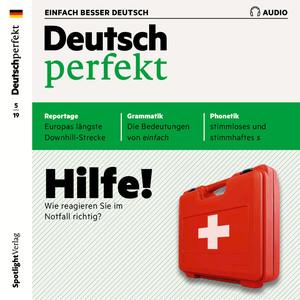 Deutsch perfekt Audio - Hilfe!