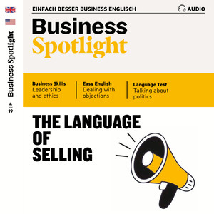 Business Spotlight Audio - The language of selling