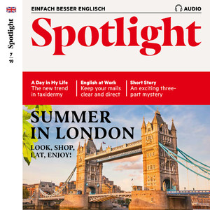 Spotlight Audio - Summer in London