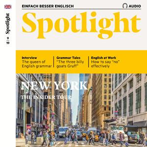 Spotlight Audio 09/19 - New York