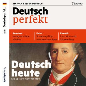 Deutsch perfekt - Deutsch heute