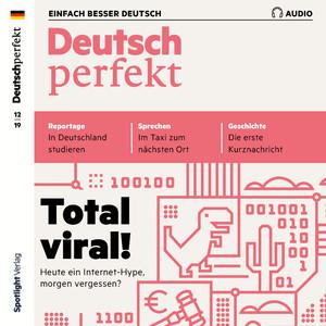 Deutsch perfekt - Total viral