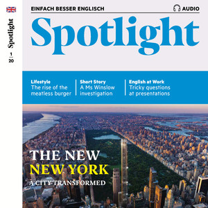 Spotlight Audio 01/20 - Das neue New York