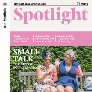Spotlight Audio - Small talk