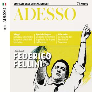 Adesso Audio - 100 Jahre Federico Fellini